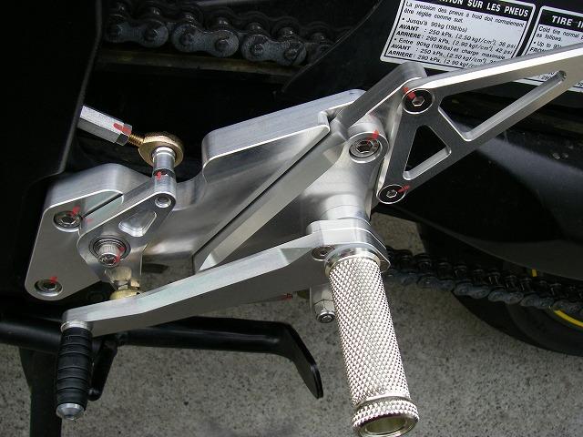 FZ1バックステッププロトタイプ